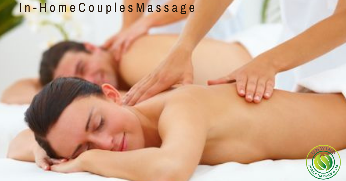Couples Massage Gift Card